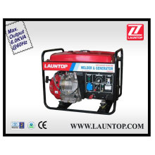 Soldadura gasolina gerador (EPA, CE aprovado)