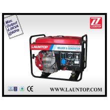 Генератор сварочного бензина (EPA, одобренный CE)