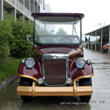 China Supplier 6 Seats Electric Classic Car