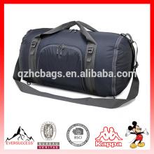 Grand sac de sport de voyage pliable sport fourre-tout bagages sac à dos sac de sport épaule pour hommes femmes randonnée en plein air vacances