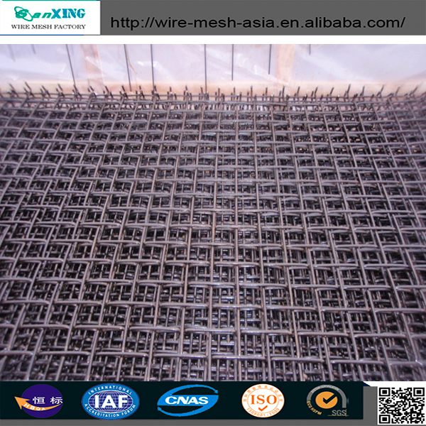 Steel Crimped Mesh