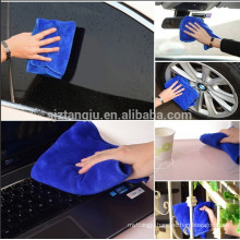 China manufacturer microfiber towel 40x40, microfiber towel, microfiber fabric