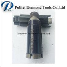 Segment de type de Driliing de maçonnerie matérielle de diamant pour le peu de foret de noyau