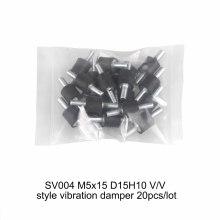 Hobbycarbon SV004 M5x15 D15H15 amortisseur de vibrations de générateur