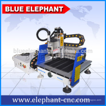 ELE- 4040 small cnc router , mini cnc wood lathe for sale