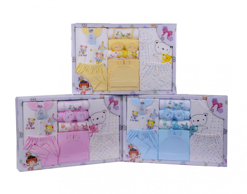 Soft Fabric Baby Gift Set