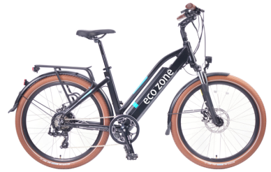 Non-foldable Lithium Electric Bicycle