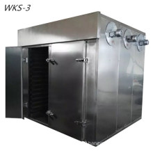 2 door 4 trolley 96 trays palmyra palm hot air circulation drying oven machine dryer dehydrator with CE certificate