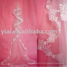 2010 neuer stilvoller Hochzeitsschleier! Nein Nein AN2105