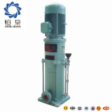 Multistage vertical centrifugal water pumps