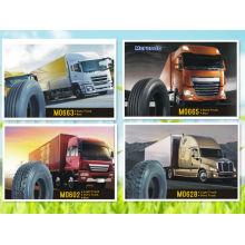 O caminhão resistente do pneumático chinês cansa 295 / 75R22.5 295 / 80R22.5 315 / 80R22 .5 385 / 65R22.5 Pneus sem câmara de ar