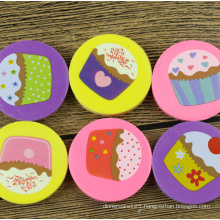 New Design Wholesale Promotional Fruit Erasers