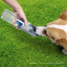 Reddot award design Botella de agua para viajes de perros