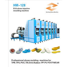Fabricante EVA Shoes Injection Molding Machine