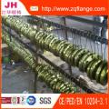 Carbono acero resbalón en el reborde del FF (reborde del plat)-ANSI 150lb, 300lb, 600lb