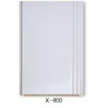Dekorative PVC Wand- oder Deckenplatte (X800)