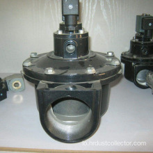 DMF-Z-70S Solenoid Valve Right Angle