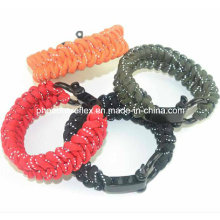 Paracord Reflective Band