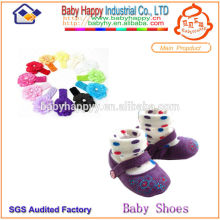 Hochwertige Baby Schuhe Socken und hairband