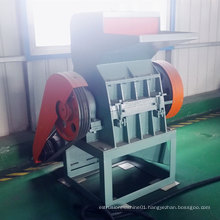 Manual plastic crusher in qingdao cost of plastic recycling machine