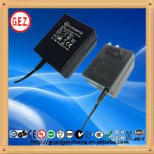 Adaptador de fonte de alimentação linear de 13,5V AC DC UL