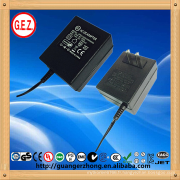 Adaptateur d'alimentation AC JET PSE 7.5v 100mA