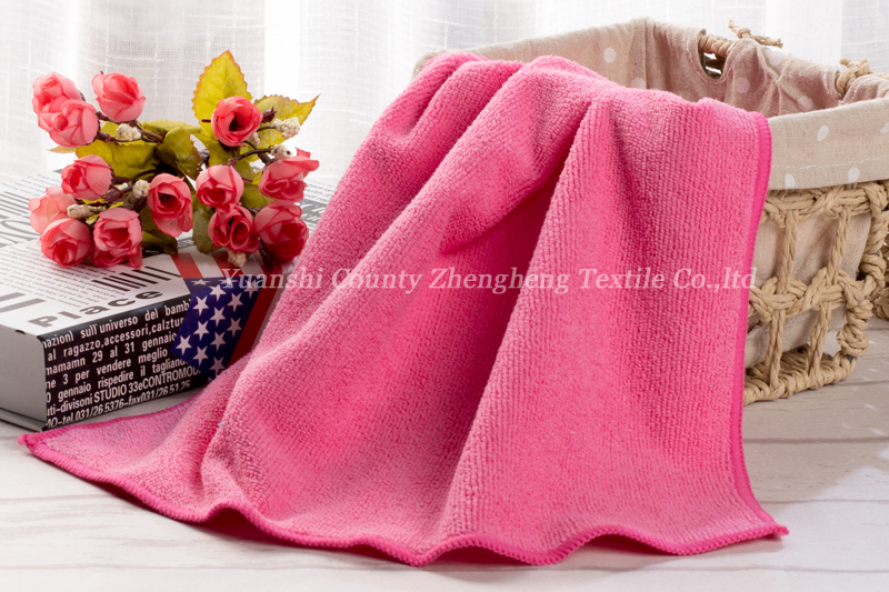 100% Polyester Microfiber Towel-018