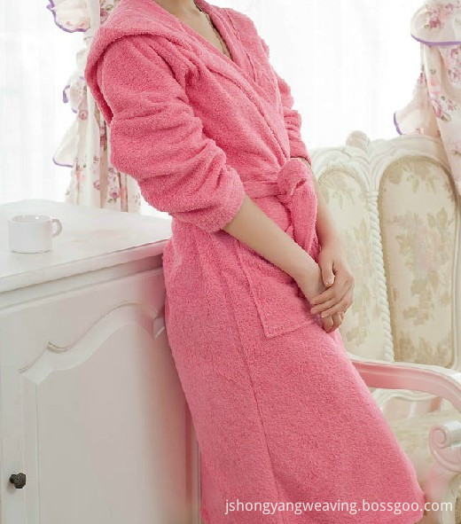 ladies' bathrobe 4