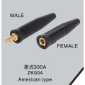 Cable Jointer Plug and Receptacle American Type 300A