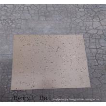 Plain Surface Rubber Flooring, Size 500*500*5mm