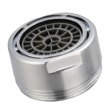 Aeratore del rubinetto in plastica ABS con finitura del bicromato di potassio (JY-5175)