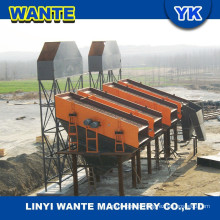 China high frequency xxnx vibrating screen rectangular linear vibrating screen price
