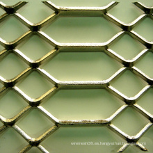 Difference Hole Type Expanded Metal Sheet