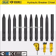 Cincel / Herramientas / Rod / Pick para martillo hidráulico / Piezas de repuesto