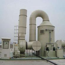 Torre de desulfuración para la purificación de biogás