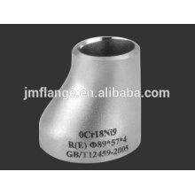 ASME cs forged ecc reducer