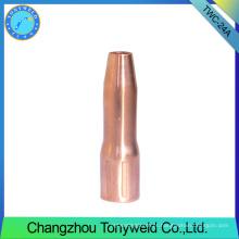 Acessórios de soldagem de bicos de gás Torque de soldagem Tweco mig 23-75