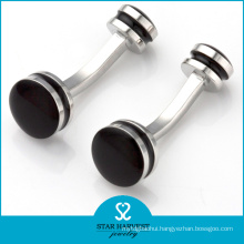 Genuine Custom Silver Cufflinks, Men Silver Cufflinks (BC-0012)