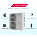 EVI Air Source to Water Divisão Comentários bomba de calor com Exchanger para atender a necessidade de piscina e uso doméstico