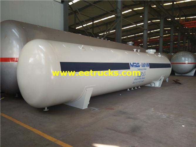 35000 Liters Commercial LPG Tanks