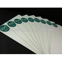 Свинец лист пены PVC с размером 1,22 м*2,44 м для мебели