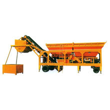 Mobile Stabilization Soil Mixing Machinery Stabilized Soil Mixing Equipments