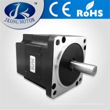 Motor de corriente continua sin escobillas JK57BLS005 / 57mm 23W con 4000RPM 36V