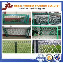 Wholesale 8′ Chain Link Fence