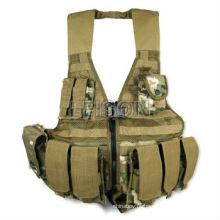 carregar o rolamento colete colete de combate exército colete ISO e padrão do GV