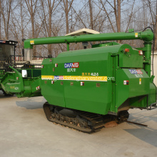 China for Full-Feeding Rice Combine Harvester Automatic unloading grain rice harvester philippines supply to Romania Factories