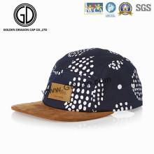 2016 Qualität Mode Großhandel DOT Baumwolle Hut Snapback Camper Cap
