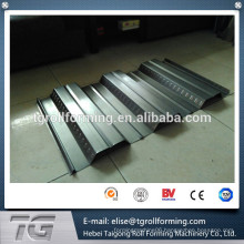 Good Quality Galvanized Sheet Metal Floor Deck Roll Forming Machine with PLC control system