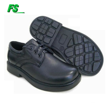 wholesale black school shoes for kids