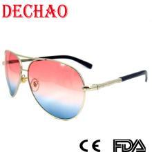 2014 new style aviator metal sunglasses